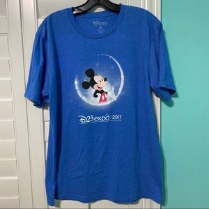 D23 Expo Disney Mickey Mouse T-Shirt